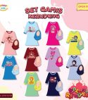 Set Gamis Honestkids