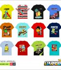 Kaos Starmoon Junior