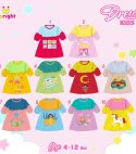 Dress anak termurah by Upright